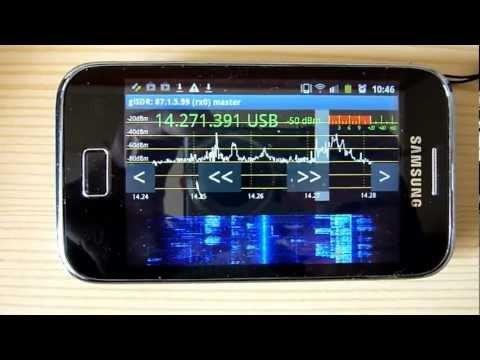 Video of glSDR