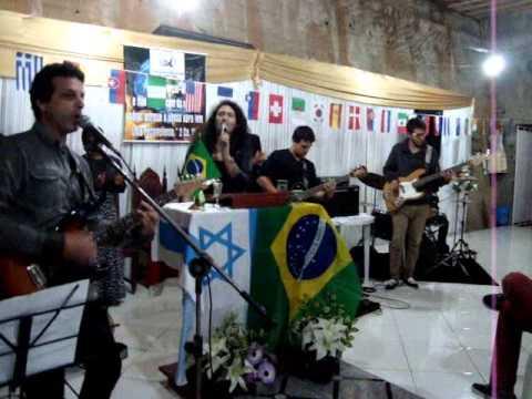 Banda Novo Hábito Na Assembléia de Deus em Cachoeiras de Macacu