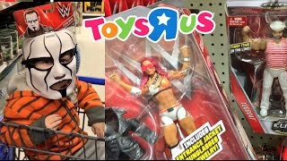 CRAZY STING KID STALKS FUNNIEST WWE TOY HUNT EVER! WWE ELITES,...