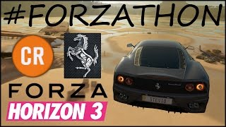 Today I share with you the new #Forzathon challenges, which will allow you to win a free car, credits, and XP. This Ferrari Forzathon will not last very long...