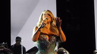 Mariah Carey - Anytime You Need A Friend (3/8/2019) Detroit, MI