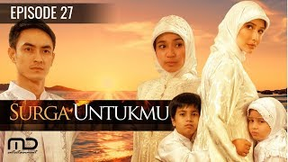 Video Surga Untukmu - Episode 27 MP3, 3GP, MP4, WEBM, AVI, FLV November 2018