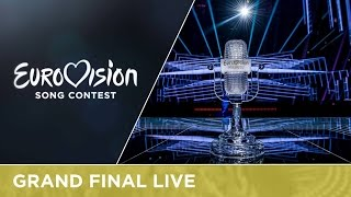 Eurovision Song Contest 2016 - Grand Final - YouTube