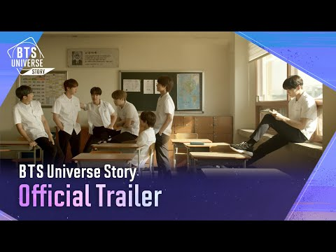New mobile game 'BTS Universe Story' release official trailer with Jin as main lead