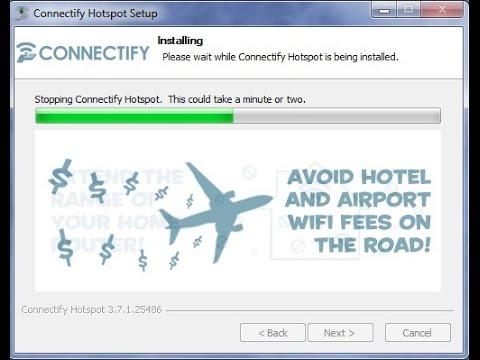 Как сделать точку доступа wi-fi connectify - Kuente.ru