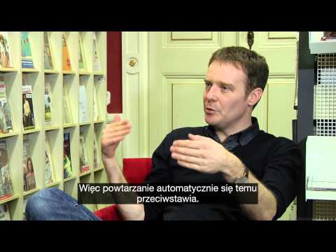Tom McCarthy - Writers in Motion