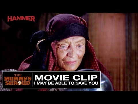 The Mummy's Shroud / I May Be Able To Save You (Official Clip)