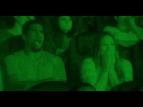 The Green Inferno ('Audience Reaction' Trailer)
