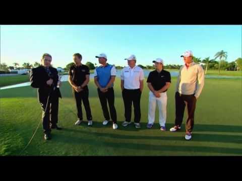Europe&#39;s Ryder Cup Team Win &#39;Team Of The Year&#39; At The 2013 Laureus World Sport Awards