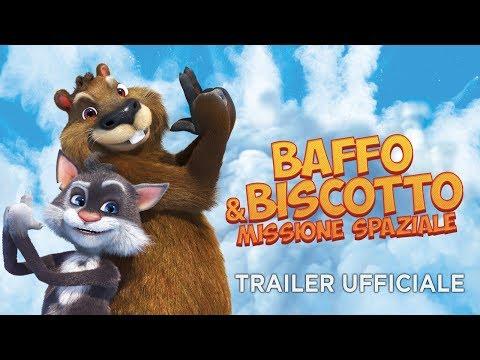 Preview Trailer Baffo & Biscotto - Missione spaziale, trailer ufficiale italiano