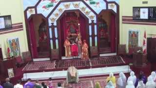 Hosanna Palm Sunday Full Liturgy&Blessing Of Palm Fronds @ Toronto St. Mary EOTC  (April 28, 2013)