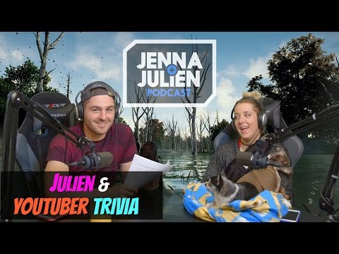 Podcast #142 - Julien & YouTuber Trivia