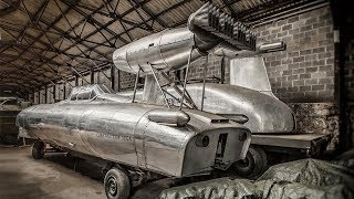 Video 12 Unusual Abandoned Technology and Vehicles MP3, 3GP, MP4, WEBM, AVI, FLV Juni 2019