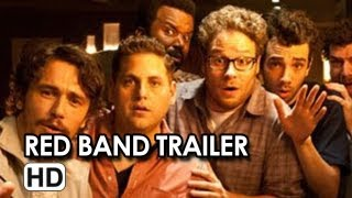 This Is the End Red Band Trailer #3