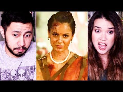 MANIKARNIKA - The Queen of Jhansi | Kangana Ranaut | Trailer Reaction!