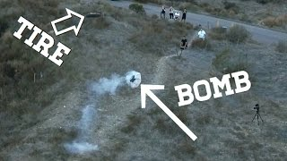 HOW TO EXPLODE AN AIRBAG LIKE A BOMB by TJ Hunt