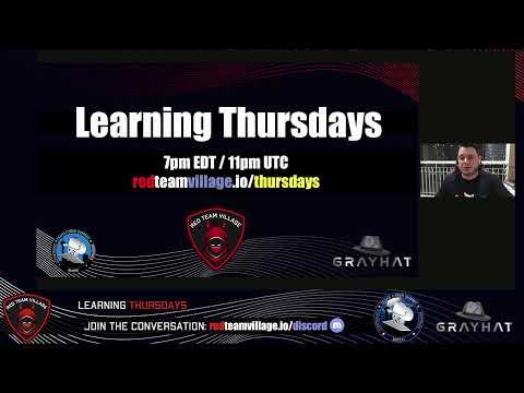 RTV-Learning Thrusday