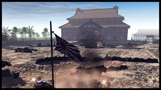 Give the video a LIKE if you enjoyed it! :) This video was made using The Pacific Mod for Men of War Assault Squad 2. Instagram: https://www.instagram.com/di...