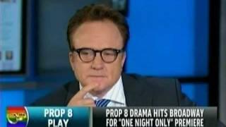MSNBC - Dustin Lance Black's Prop 8 Play