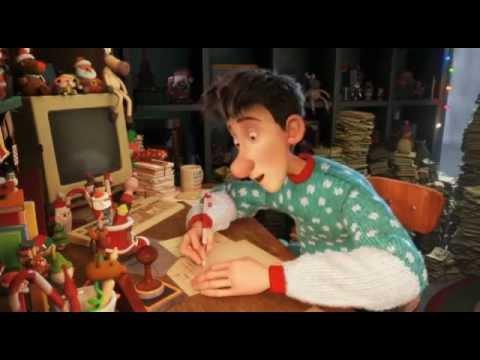 Ramona Marquez in Arthur Christmas part 1