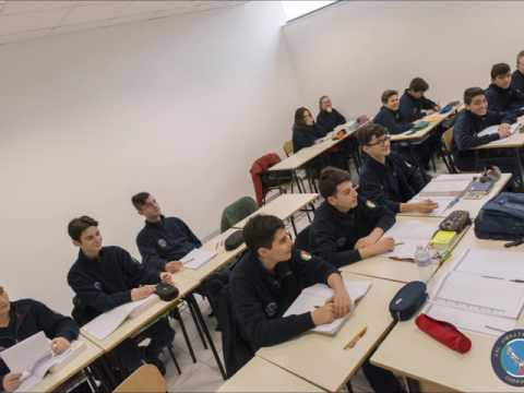 """Corropoli, il Liceo """"D'Annunzio"""" riprende le lezioni nel polo museale di Ripoli FOTO"""