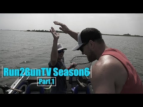 Devils Lake Walleye Fishing Part1