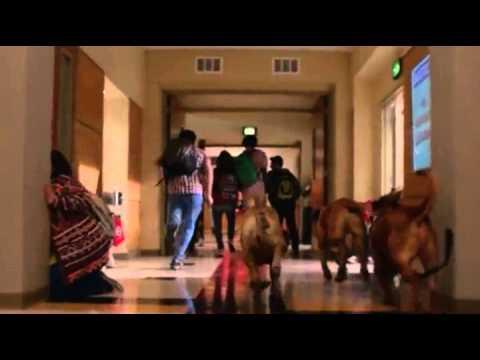 Glee 6.01 (Clip 'New Principal')
