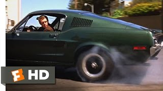 Nonton Bullitt (1968) - San Francisco Car Chase Scene (4/10) | Movieclips Film Subtitle Indonesia Streaming Movie Download