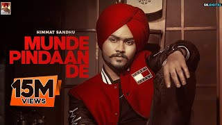 Video Munde Pindaan De : Himmat Sandhu (Full Song) Laddi Gill | Latest Punjabi Song 2020 | GK DIGITAL download in MP3, 3GP, MP4, WEBM, AVI, FLV January 2017
