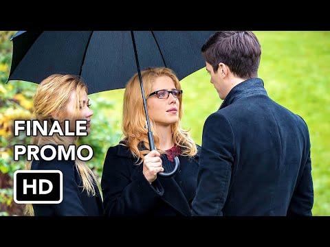"Arrow 8x10 Promo ""Fadeout"" (HD) Season 8 Episode 10 Promo Series Finale"