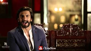 Ranveer Singh invites you to check out his first track 'Ramji Ki Chal' (Tattad Tattad) | Ram-leela