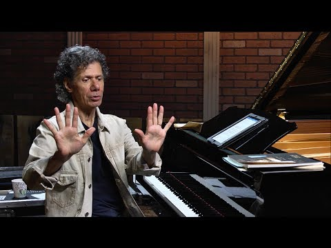 Mirror Image Piano Exercises - Piano Drill for Dexterity Used by Chick Corea:  http://chickcoreamusicworkshops.com/ws-vid-musician/Mirror Image Piano Exercises - Piano Drill for Dexterity Used by Chick CoreaChick Corea: It's an old tango.