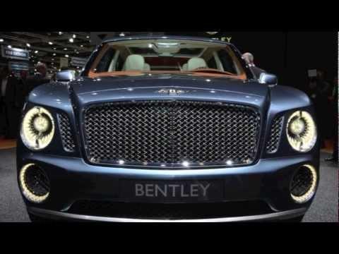 Bentley Motors $180K UltraLuxury SUV