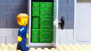 Video Lego Bank Money Transfer Robbery MP3, 3GP, MP4, WEBM, AVI, FLV Agustus 2018