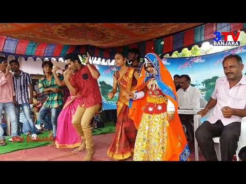 Video Banjara Singar Subash Kethavath And Team Super Song With Group Dance | 3TV BANJARA download in MP3, 3GP, MP4, WEBM, AVI, FLV January 2017