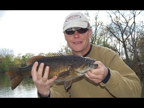 Fly Fishing for Smallmouth Bass with Ripple Guide Service