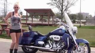 1. Used 2013 Harley Davidson CVO Road King Motorcycles for sale