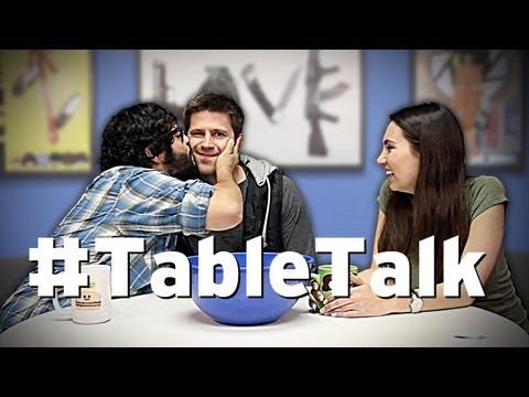 Table Talk: Cyborg Eagles, Money vs. Job, & Favorite Actors!