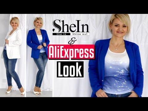 НОВИНКИ ОДЕЖДЫ | Заказ одежды с AliExpress & SHEIN.com с примеркой | ал… видео