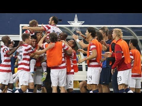 MNT vs. Honduras: Highlights – July 24, 2013