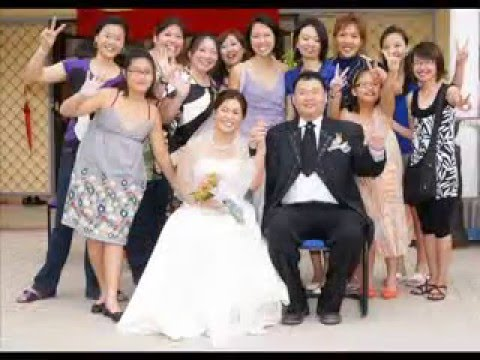 Kimmy Lee & Tommy Tong Wedding (видео)