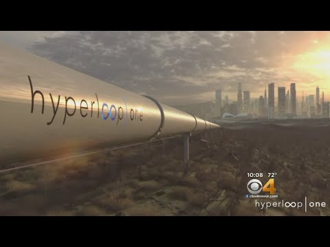 Hyperloop Becomes Closer To Reality In Colorado