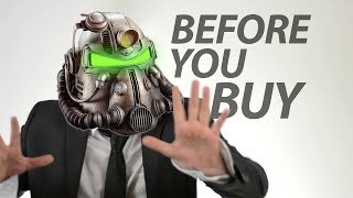 Fallout 76 - Before You Buy