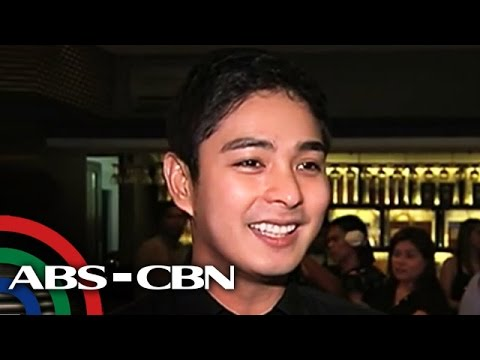 celebrates - Coco Martin is now in ten years in the showbiz industry. Along with this, the actor also celebrated his 33rd birthday happliy. Subscribe to ABS-CBN News channel! - http://bit.ly/TheABSCBNNews...