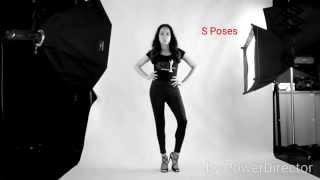 60 MODEL POSES IN 1 MINUTE