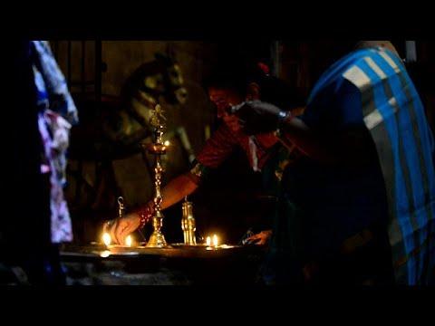 Sri Lanka: Licht in der Staatskrise - de facto zwei M ...