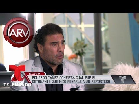 Las razones por las que Eduardo Yáñez explotó | Al Rojo Vivo | Telemundo