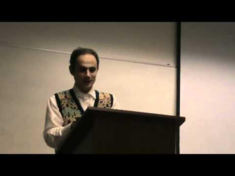 Scholar und CEU Alumnus Levan Gigineishvili auf die Theologie und Philosophie im Mittelalter Georgia