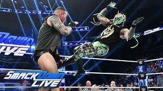 Nonton Randy Orton attacks an injured Rey Mysterio: SmackDown LIVE, Nov. 27, 2018 Film Subtitle Indonesia Streaming Movie Download