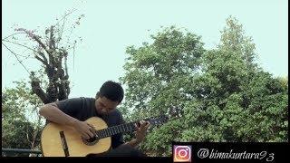Video Anji - Bidadari Tak Bersayap [Fingerstyle Guitar Cover] Lyrics and Tutorial MP3, 3GP, MP4, WEBM, AVI, FLV Februari 2018